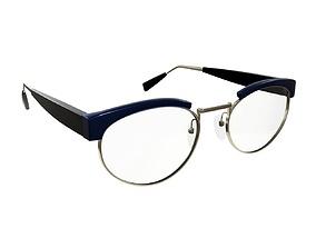 Glasses 06 3D PBR