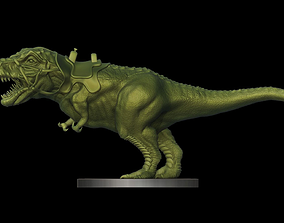 T-Rex from Iron Sky 3D printable model