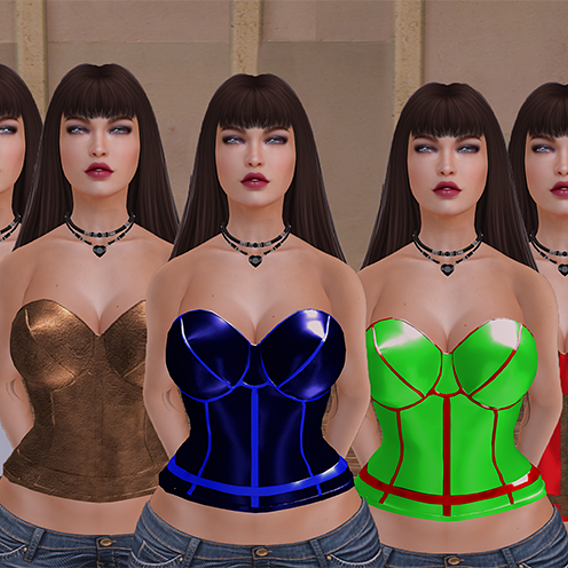 Corset pack