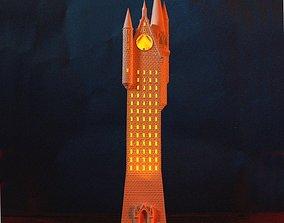 HOGWARTS ASTRONOMY TOWER 3D print model