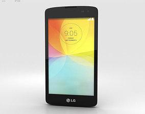LG L Fino Green 3D
