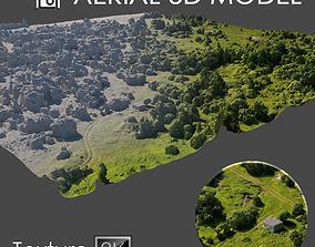 3D model Aerial scan 8