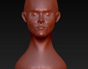 mannequin woman 3D printable model