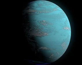 3D model Uranus 2k