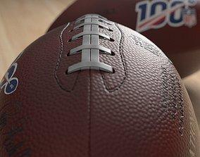 NFL football The Duke 100 3D