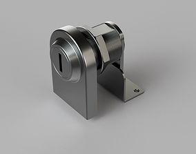 3D model Lock 410-4 CR
