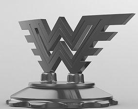 wanderer logo 3D model