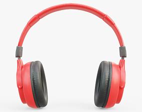 Headphones Generic 3D asset