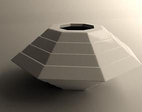 3D print model Small flowerpot 2