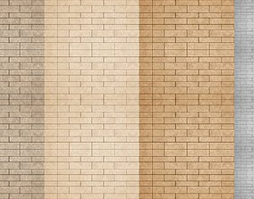 3D model Realistic seamless stone texture pack