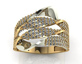ring stone 138 3D printable model