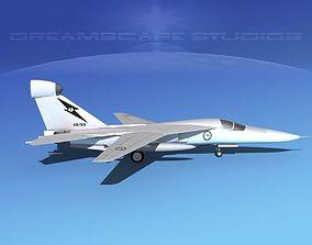 General Dynamics EF-111 Raven V05 RAAF 3D