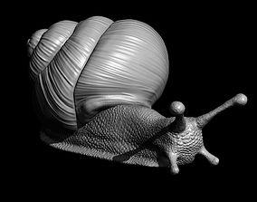 Snail 3D printable