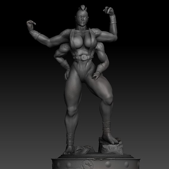 Sheeva Miniature