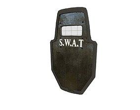 3D SWAT Shield