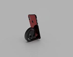 3D printable model Snail Smartphone Holder