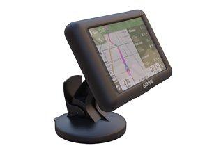 3D GPS navigation