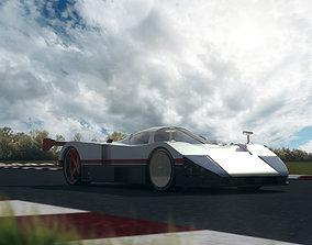 sport car 3D extreme-sport