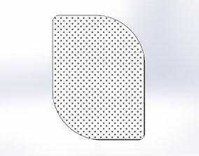 3D printable model Comb Copy of tangled ball