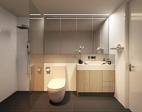 3D Toilet 05 QM
