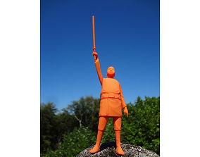 Martin Luther Kingwalker 3D printable model