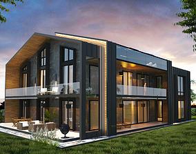 3D model A BIG HOUSE