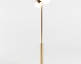 Turri ECLIPSE Floor lamp 3D