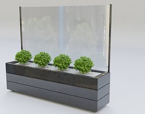 Planter Glass Division 3D model