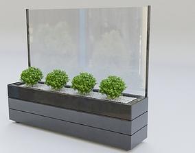 Planter Glass Division 3D model