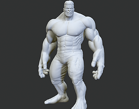 miniature Hulk 3d print model