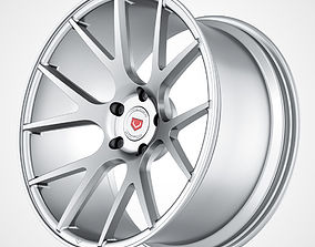 VOSSEN VPS 306 WHEEL 3D