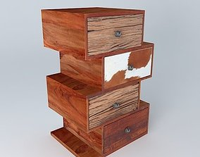 3D Cabinet MONTANA houses the world