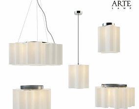 sconces 3D Arte lamp Serenata set