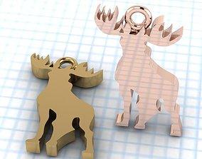 moose 3D printable model