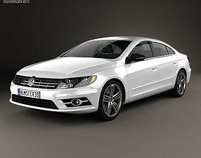 3D Volkswagen CC R-Line 2013
