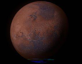 3D model Mars 21k