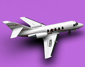 Dassault Falcon 20 200 3D