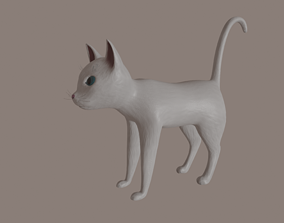 west rigged Cat model