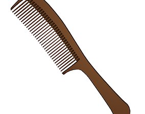 3D Hairbrush