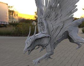 3D griffin Griffin