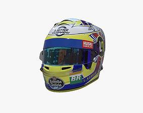 Norris helmet 2019 3D model