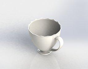 3D model Teacup 1
