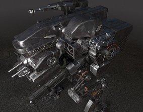 robot de mech 3D