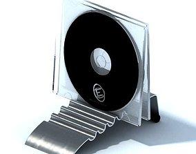 3D model Modern Cd Case