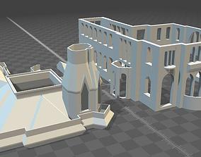 3D print model Villa Adelaida Bogota Escala 1 250