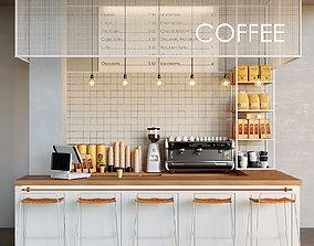 Cafe Coffeeshop 3D