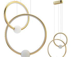 3D Griggs Duo Pendant lamp Lampatron