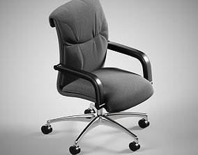 office chair 232 3D model