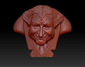 3D print model man dracula