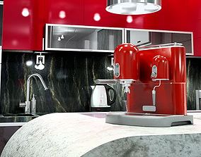 Kitchen Accessories Collection 3D
